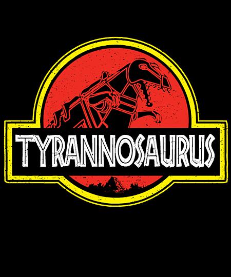 Qwertee: Tyrannosaurus