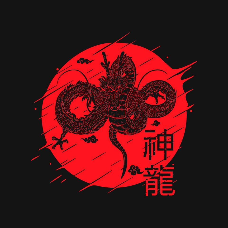 TeeFury: The Legend Of Shenron