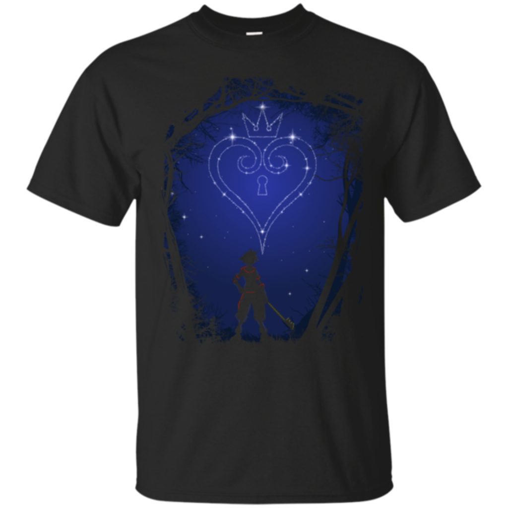 Pop-Up Tee: Constellation Kingdom