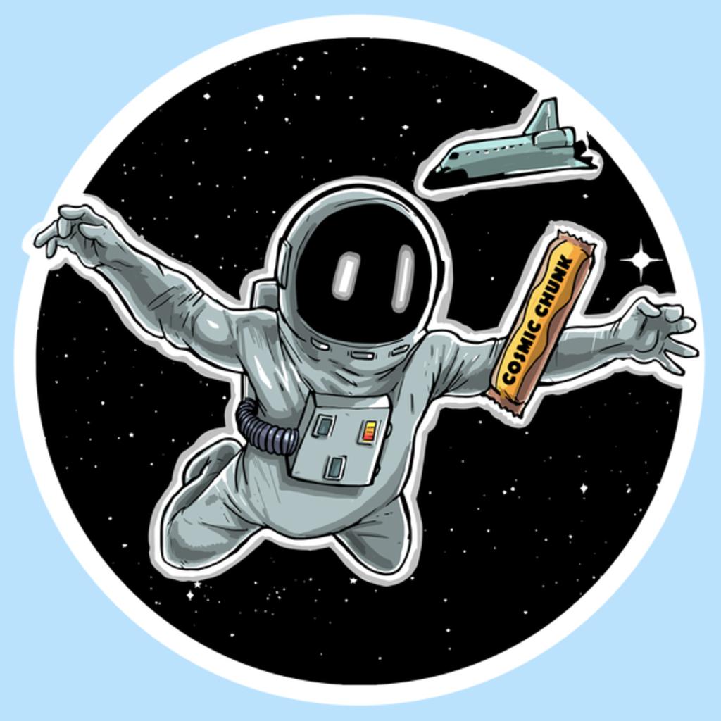 NeatoShop: Astronaut - Cosmic Chunk
