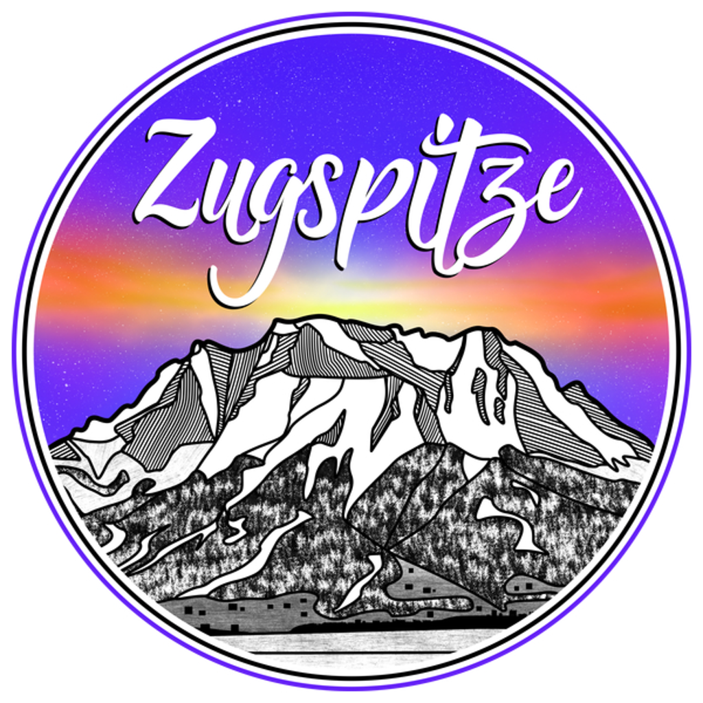 NeatoShop: Zugspitze Mountain Germany