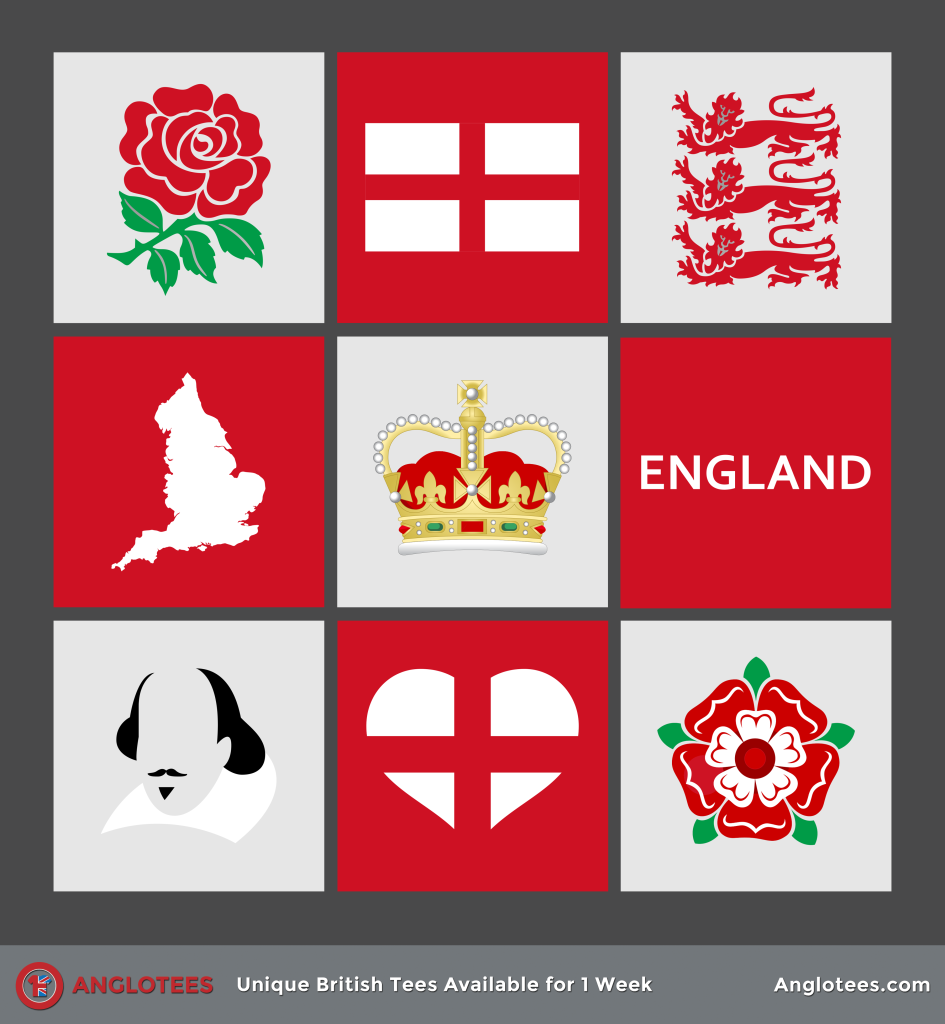 Anglotees: Our England
