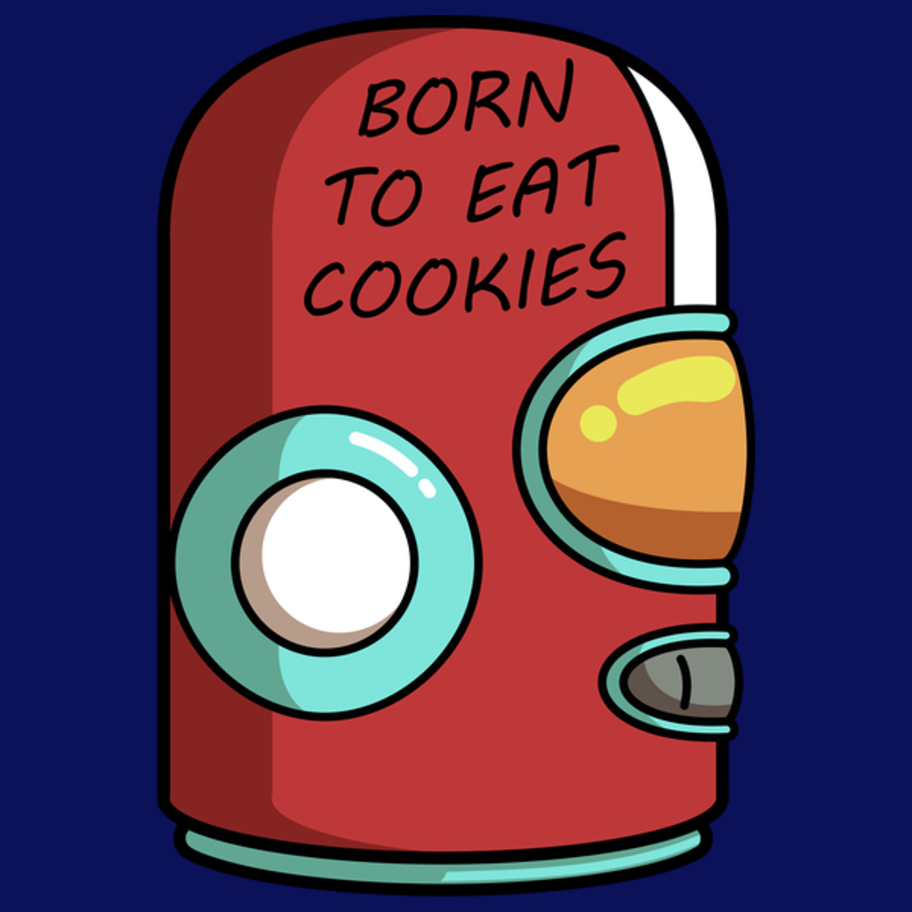 NeatoShop: Gary Born To Eat Cookies