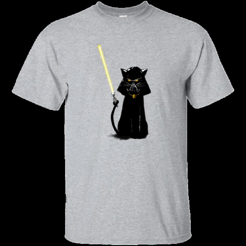 Pop-Up Tee: Cat Vader