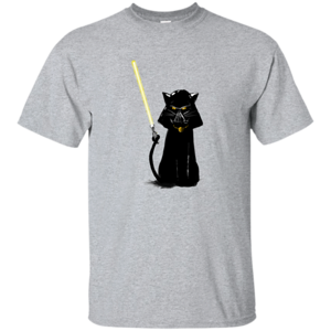 Pop-Up Tee: Cat Vader