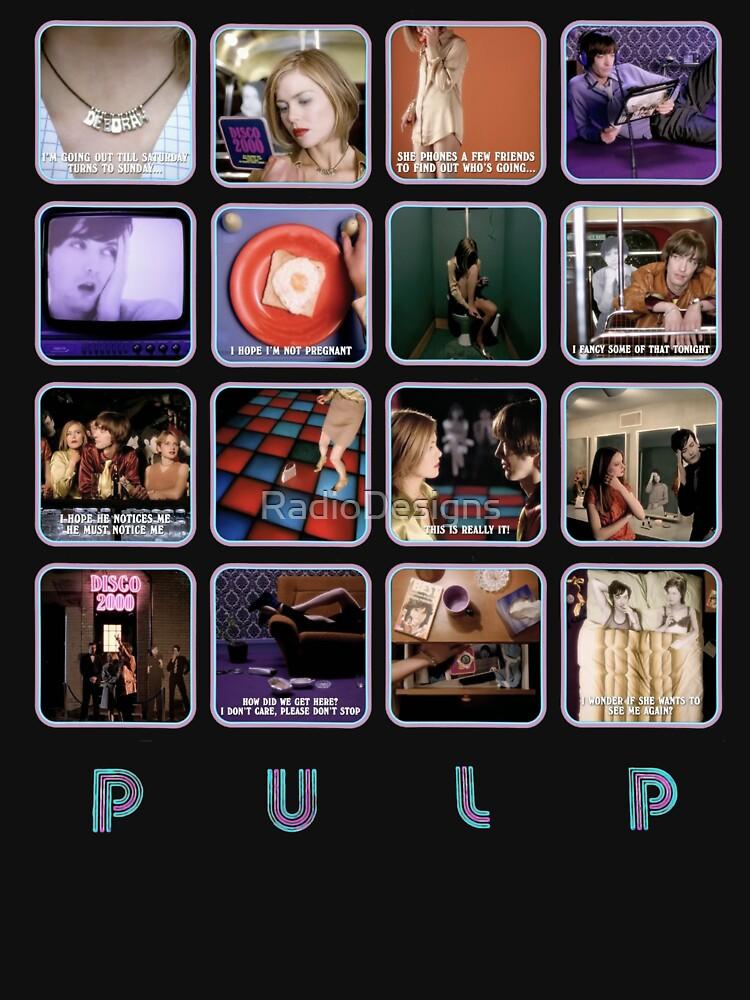 RedBubble: Pulp - Disco 2000