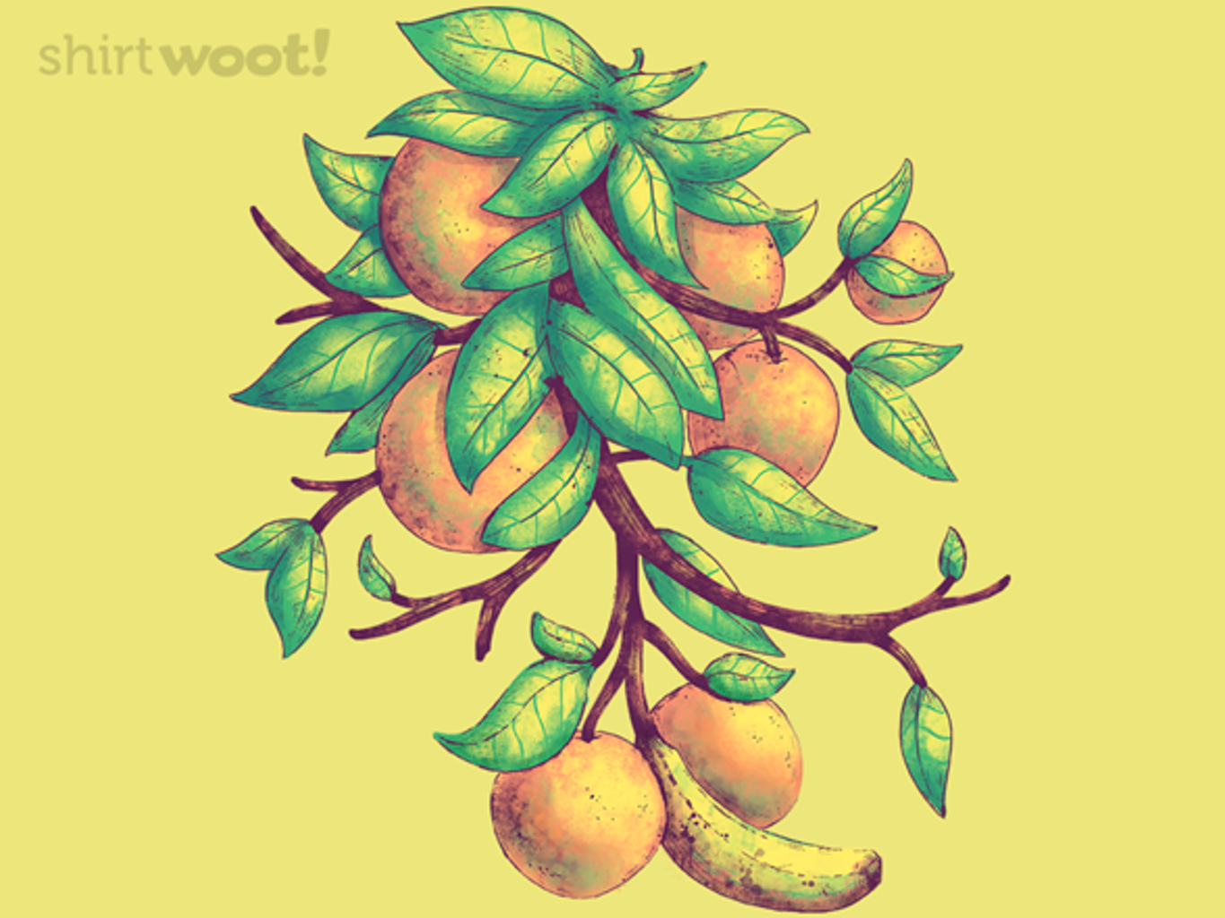 Woot!: Low-Hanging Fruit - $15.00 + Free shipping