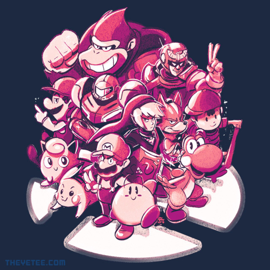 The Yetee: Original Twelve