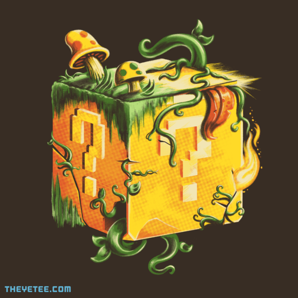 The Yetee: Mystery Box