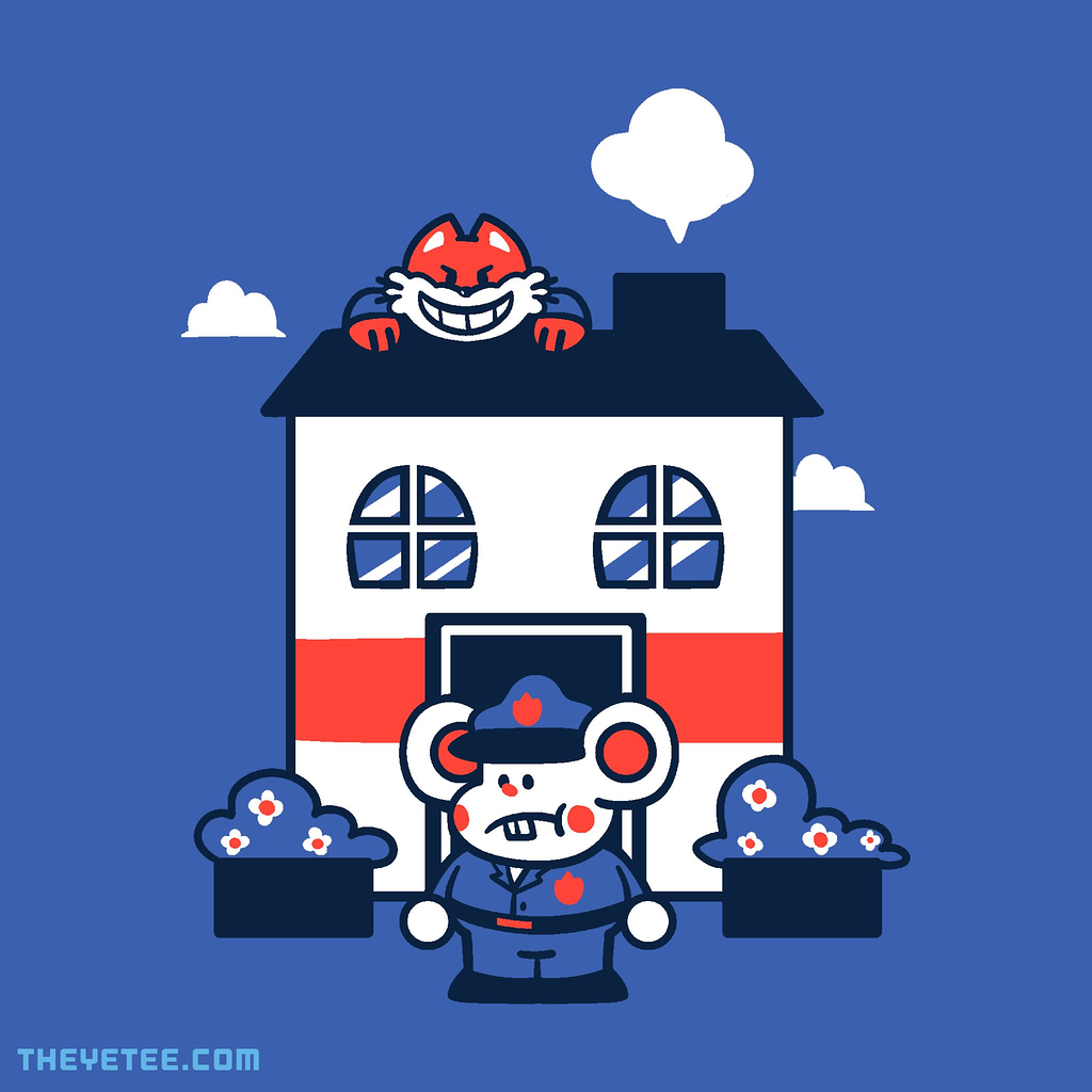 The Yetee: Cute Cop