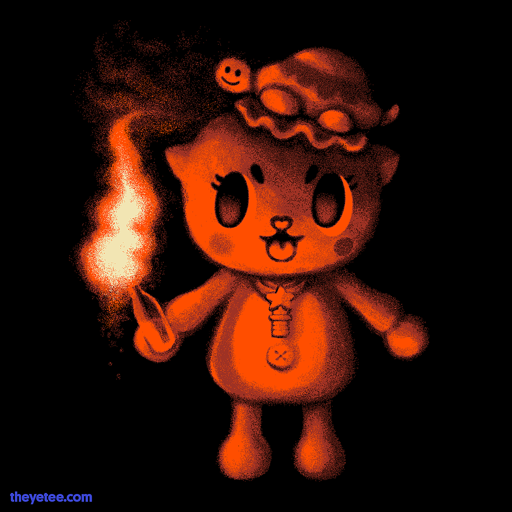 The Yetee: MOLOTOV MASCOT