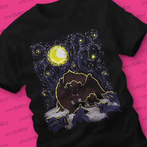 ShirtPunch: Starry Beast