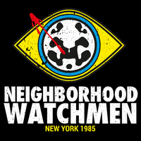 GraphicLab: Neighborhood Watchmen