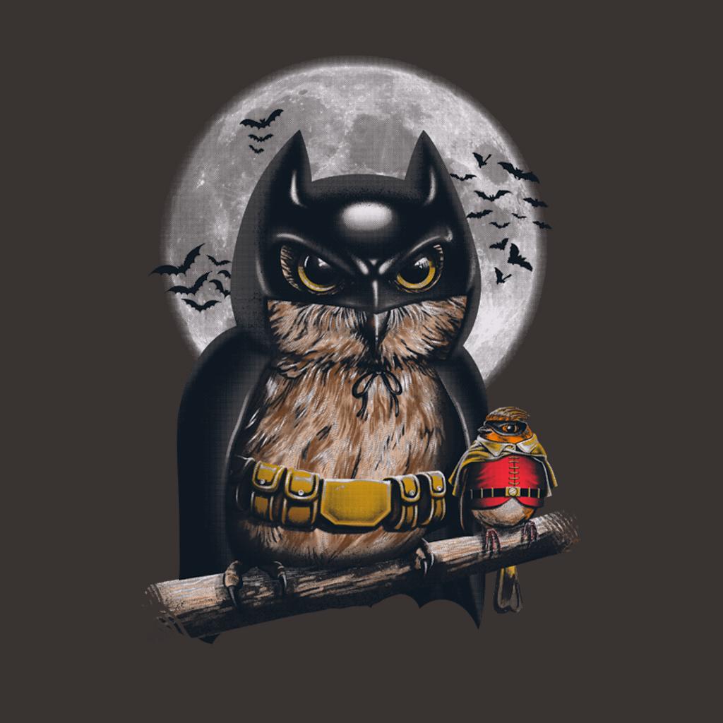 Pampling: Knight Owl