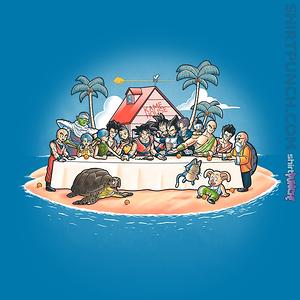 ShirtPunch: Kame Dinner