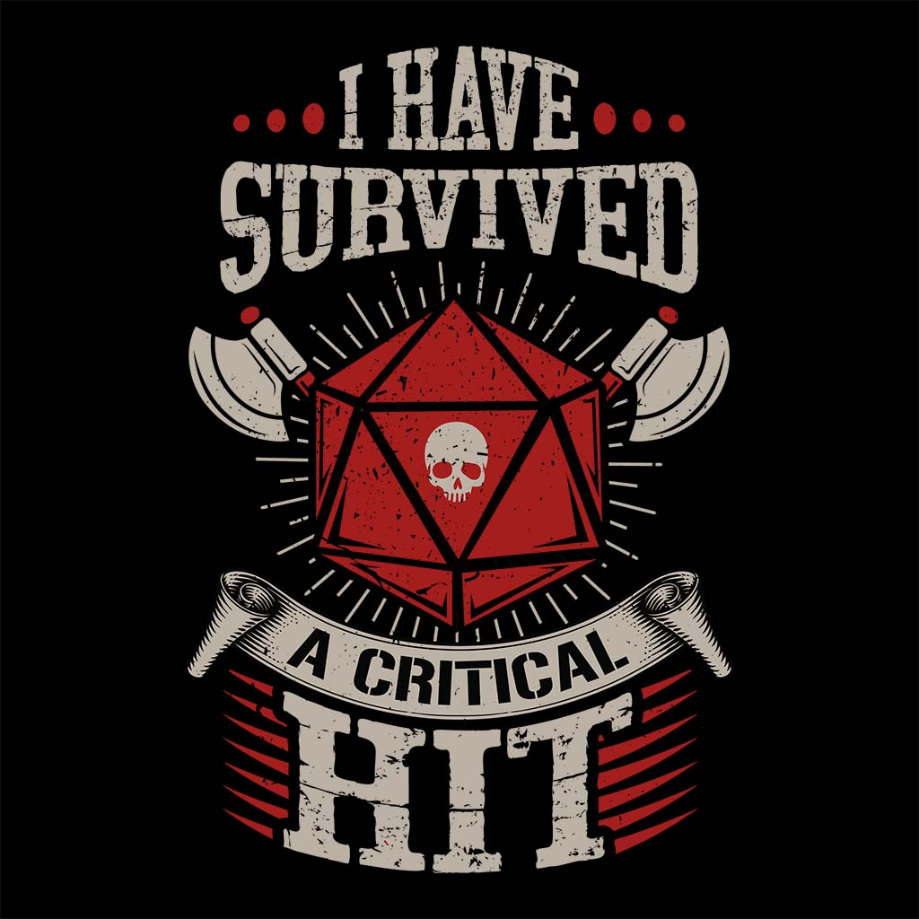 TeeTee: I Survived a Critical Hit
