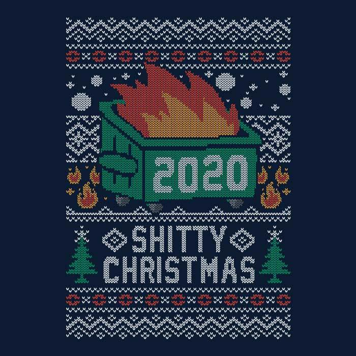 Once Upon a Tee: Ugly Shitty Sweater