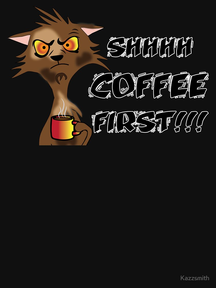 RedBubble: Coffee Cat