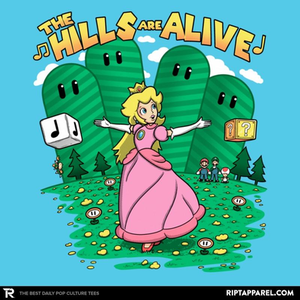 Ript: The Hills Are Alive