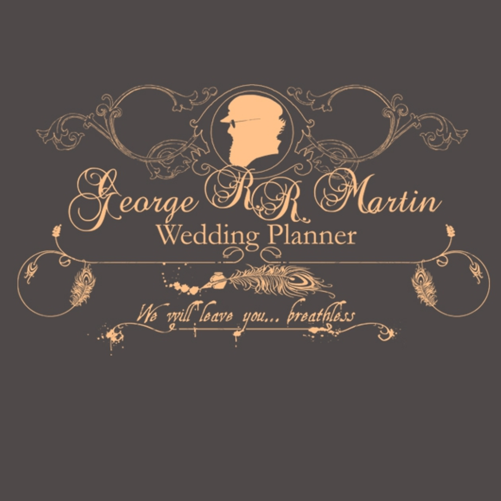 TeeTee: George Martin – Wedding Planner