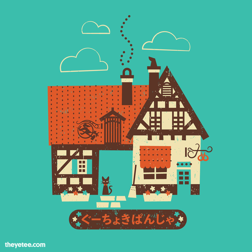 The Yetee: Fresh Baked