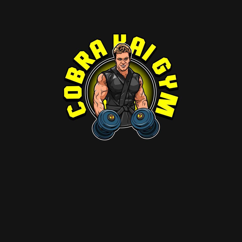 TeeFury: Cobra Gym