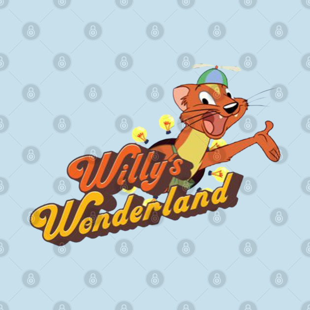 TeePublic: Willy's Wonderland