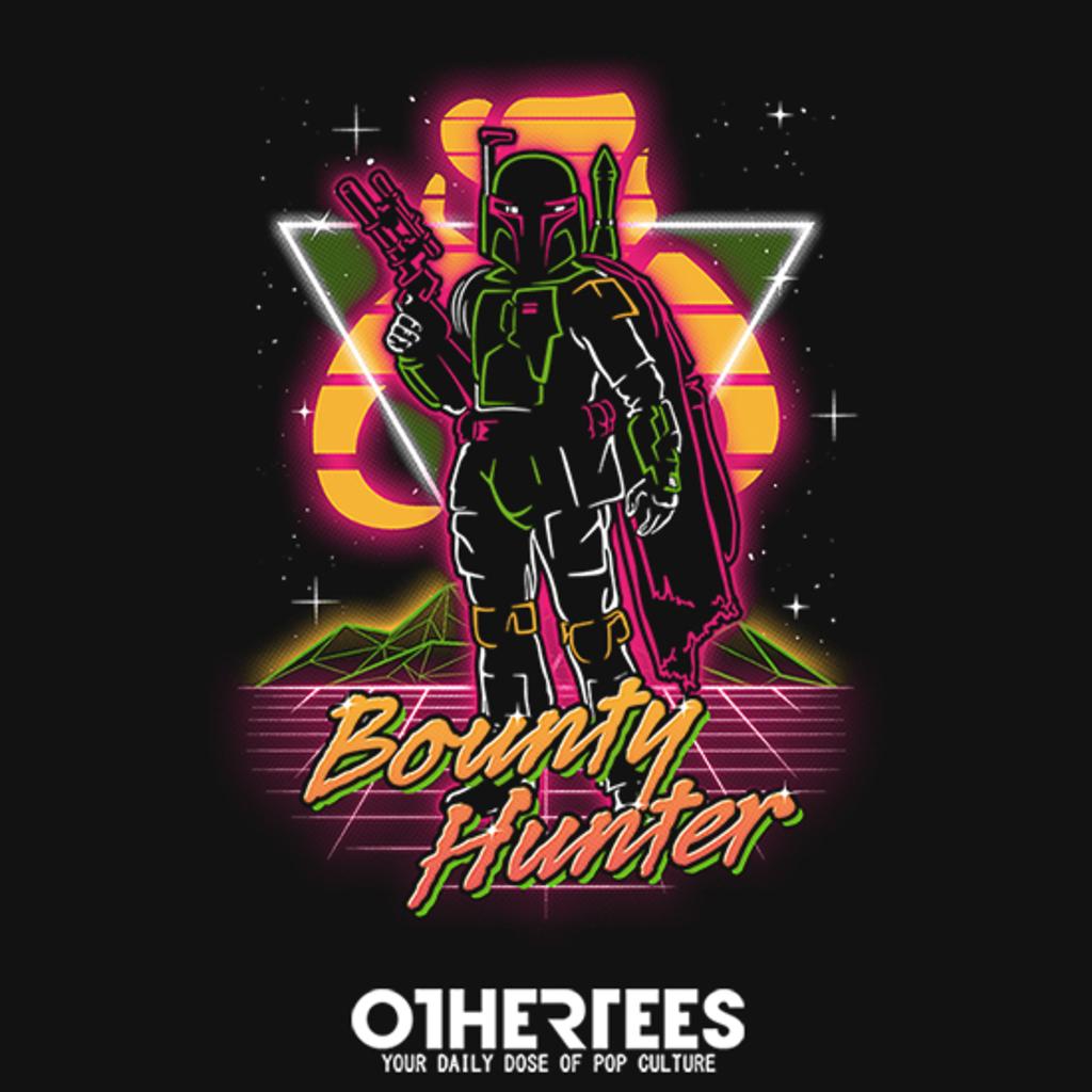 OtherTees: Retro Bounty Hunter