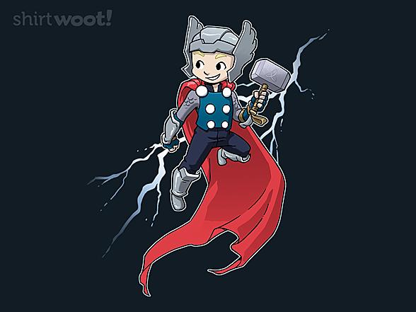 Woot!: Team Dude