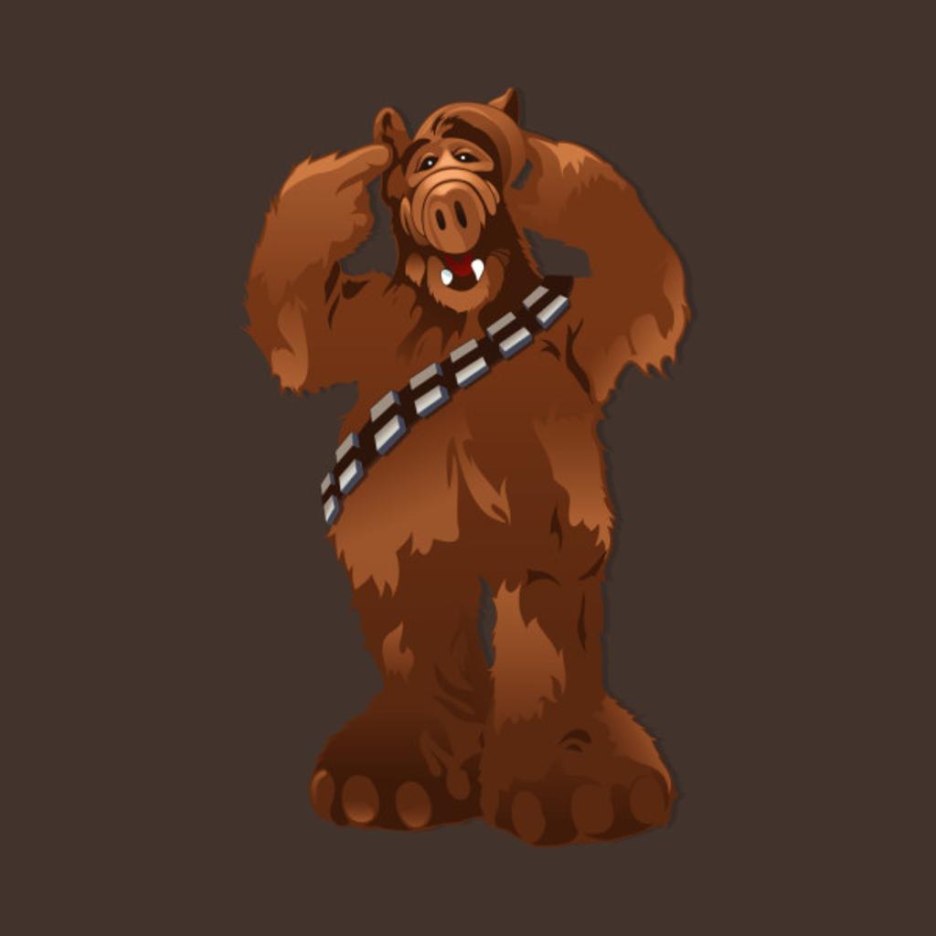 TeePublic: Alf-bacca