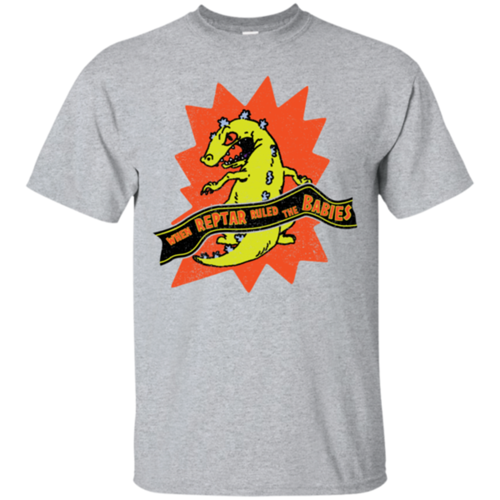 Pop-Up Tee: When Reptar Ruled The Babies