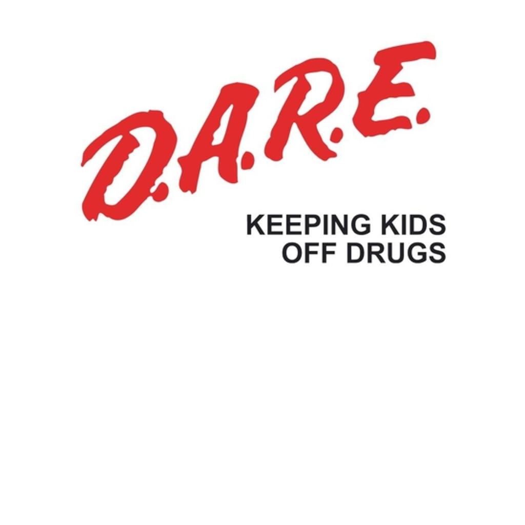 BustedTees: Dare Keeping Kids Off Drugs