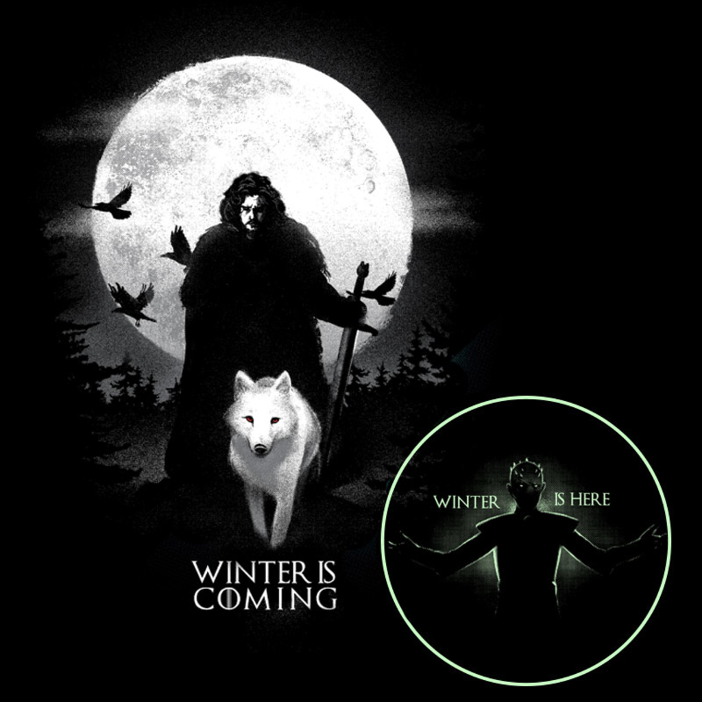 Pampling: Winter is Here