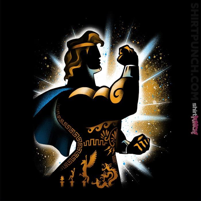 ShirtPunch: True Hero