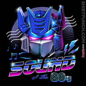 ShirtPunch: Eighties Sound