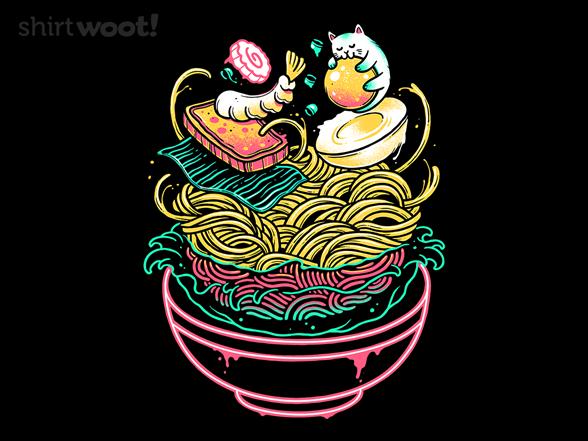 Woot!: Floating Ramen