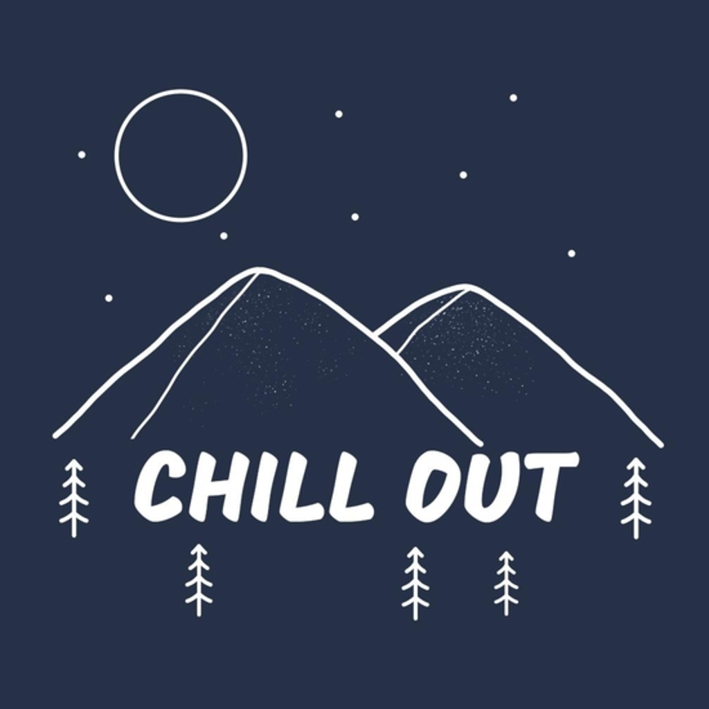 BustedTees: Chill out