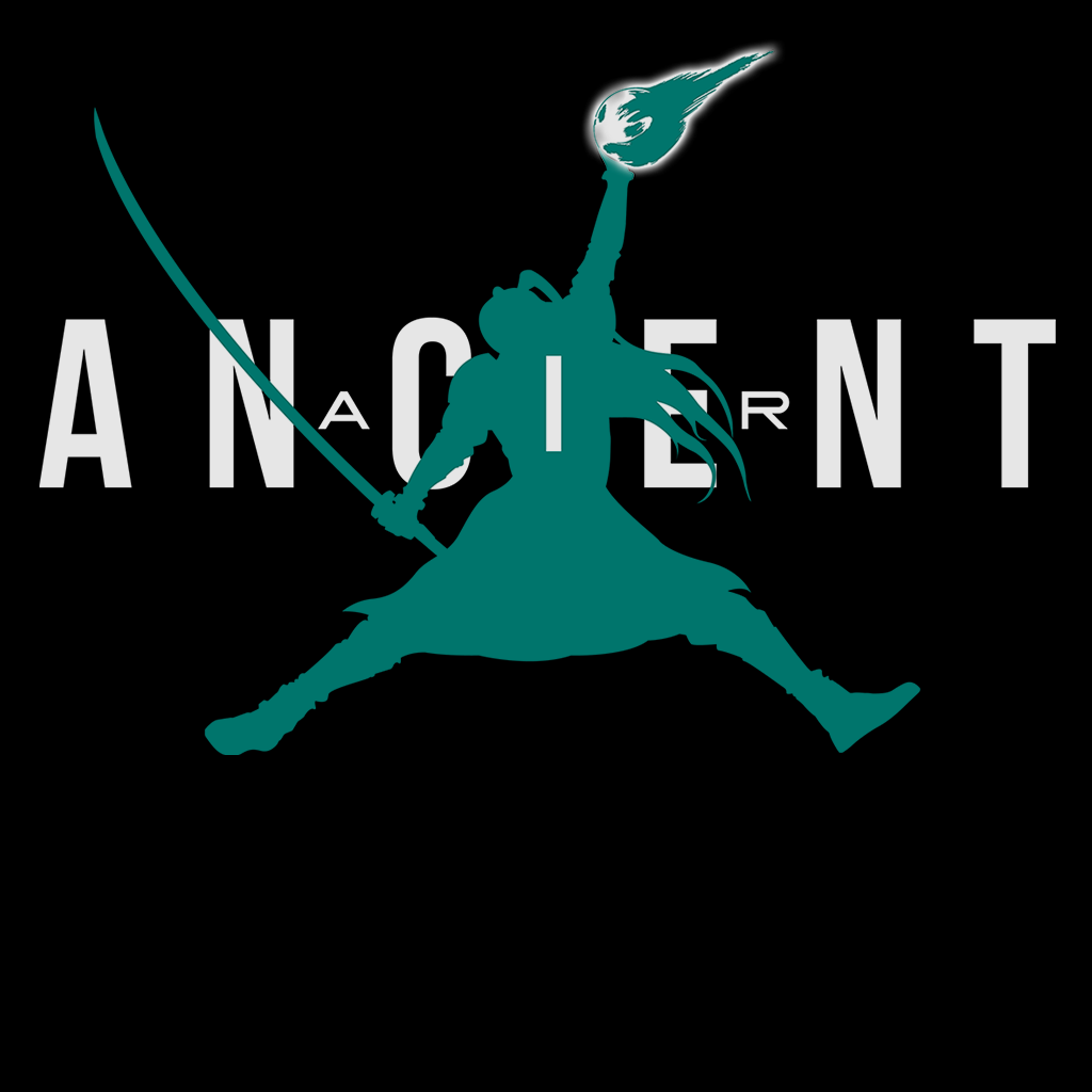 Pop-Up Tee: Air Ancient