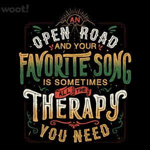 Woot!: Road Trip Therapy