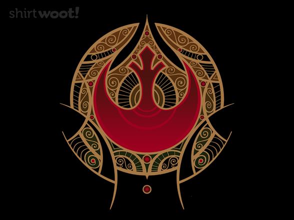 Woot!: Rebel Mandala