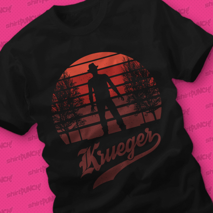 ShirtPunch: Krueger Sunset