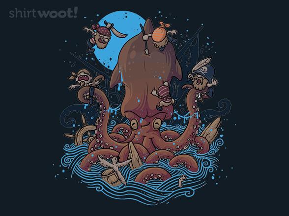 Woot!: The Friendly Kraken