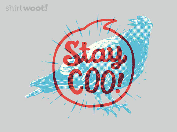 Woot!: Stay Coo - $15.00 + Free shipping