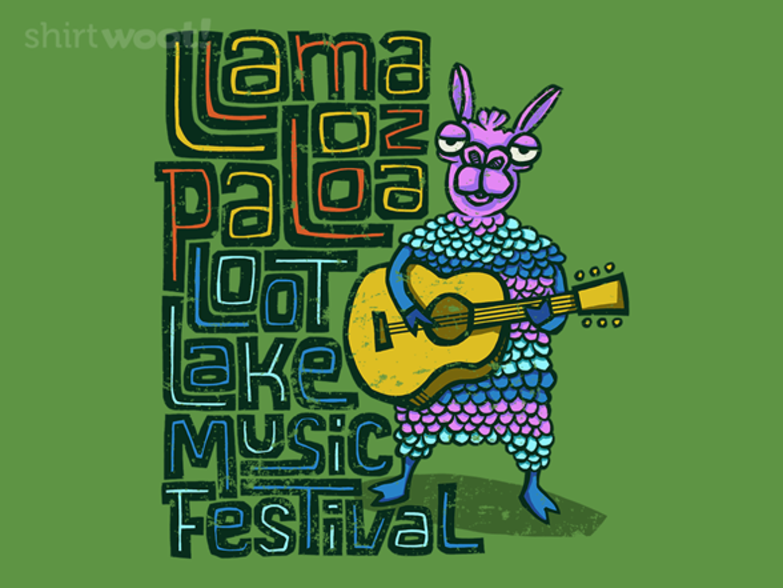 Woot!: Loot Lake Llama