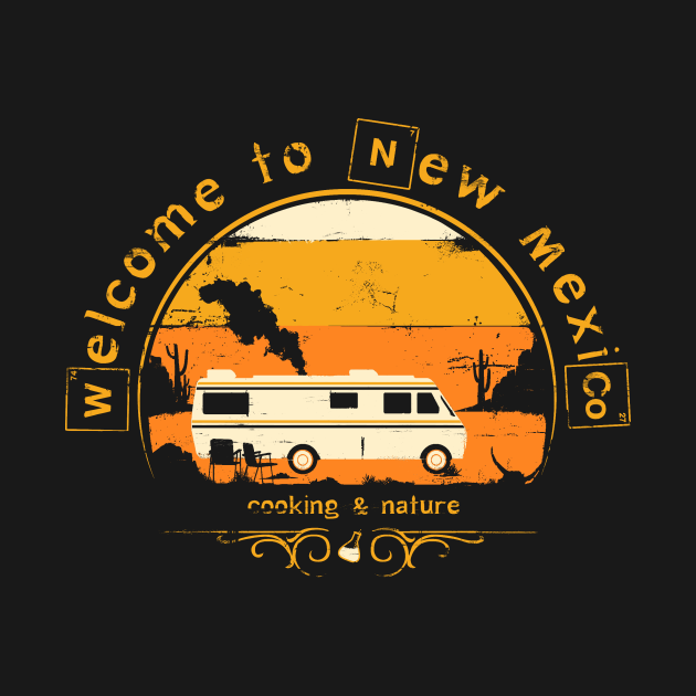 TeePublic: Welcome to New Mexico