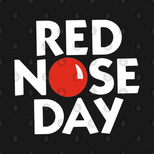 TeePublic: Red Nose Day