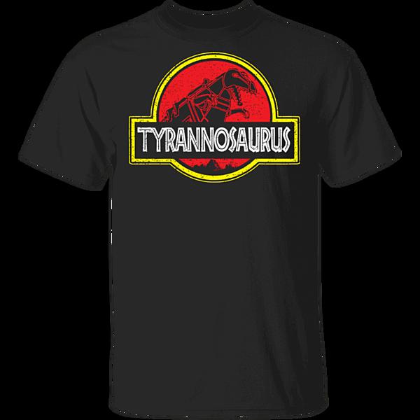 Pop-Up Tee: Tyrannosaurus