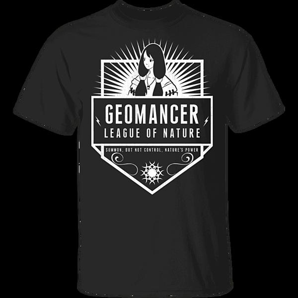 Pop-Up Tee: Geomancer League of Nature