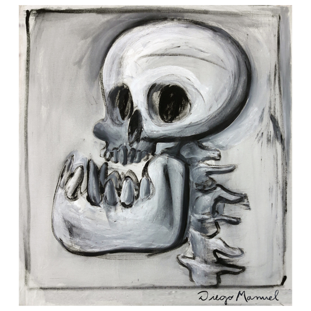 NeatoShop: Skull that laughs