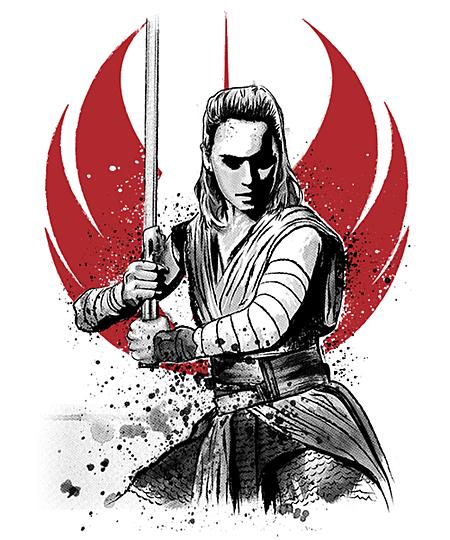 Qwertee: The way of Jedi